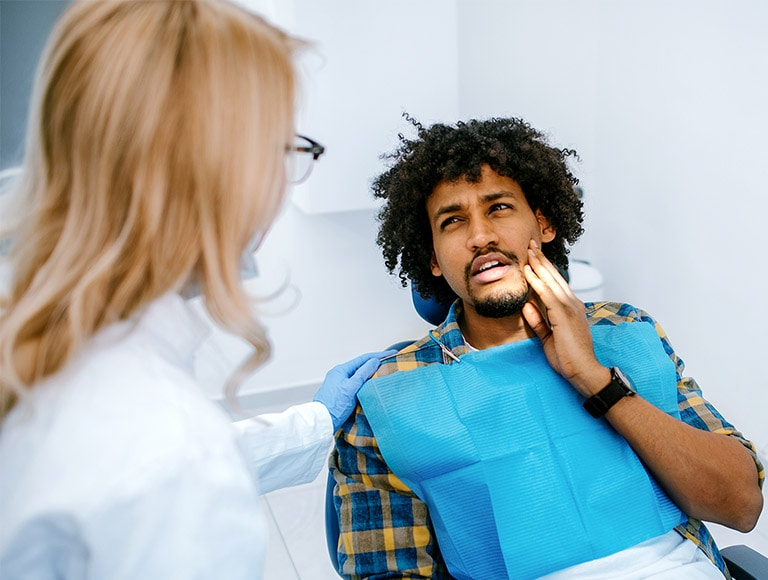 Emergency Tooth Extraction Dentist