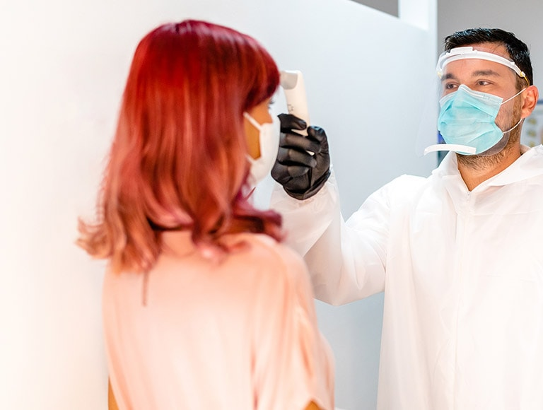 Rockwest Dental Safety Measures Benefits