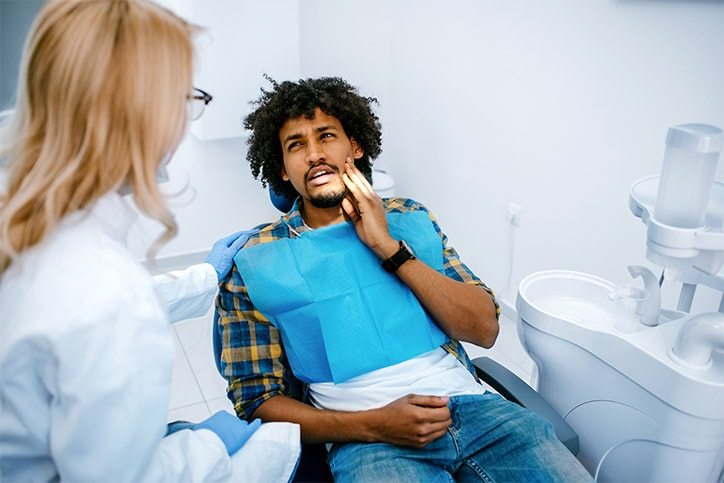 Dental Emergency During A Tooth Extraction