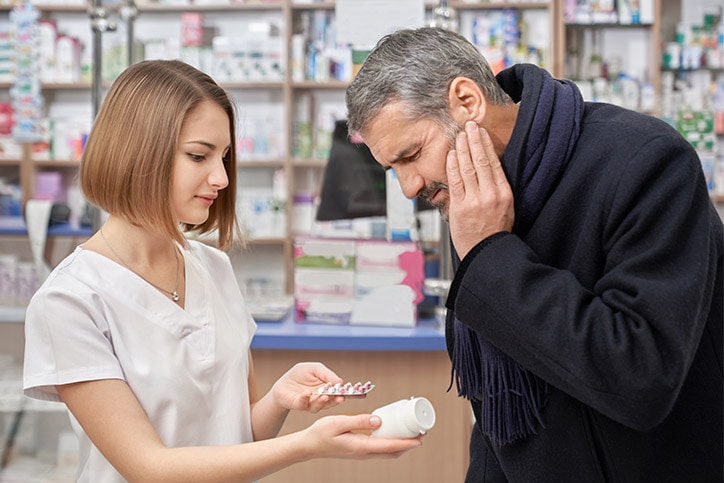 Tooth Extraction Painkillers Prescribed