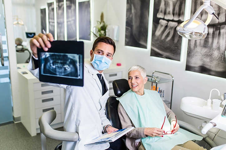 Oral X-Ray Technology in Mississauga
