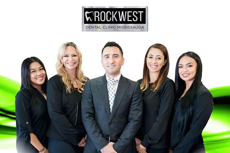 Rockwest Dental Clinic Team